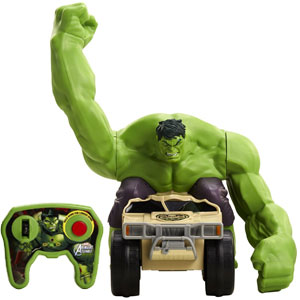 Marvel-RC Hulk Smash