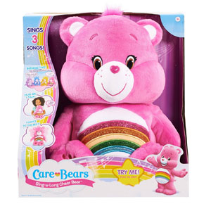 Care Bears Cheer Sing-a-Long Bear