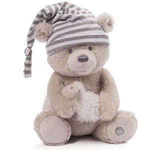 Gund Baby Animated Teddy Bear