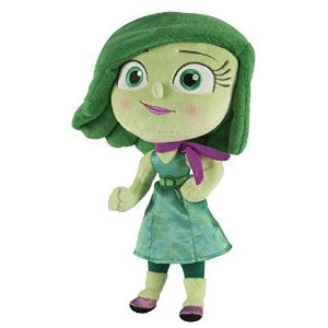 Inside Out Talking Disgust Plush