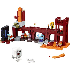 LEGO Minecraft Nether Fortress