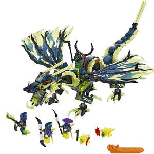 LEGO Ninjago Morro Dragon