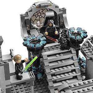 LEGO Star Wars Death Star Final Duel