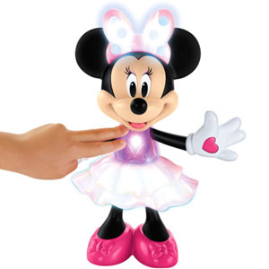 Fisher-Price Rainbow Dazzle Minnie
