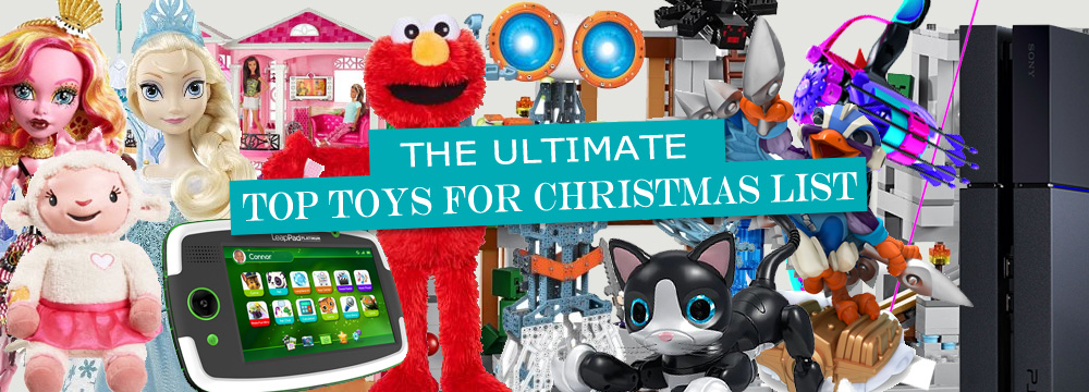 Most Popular Christmas Toys For 2013 : Top toys for christmas toy buzz