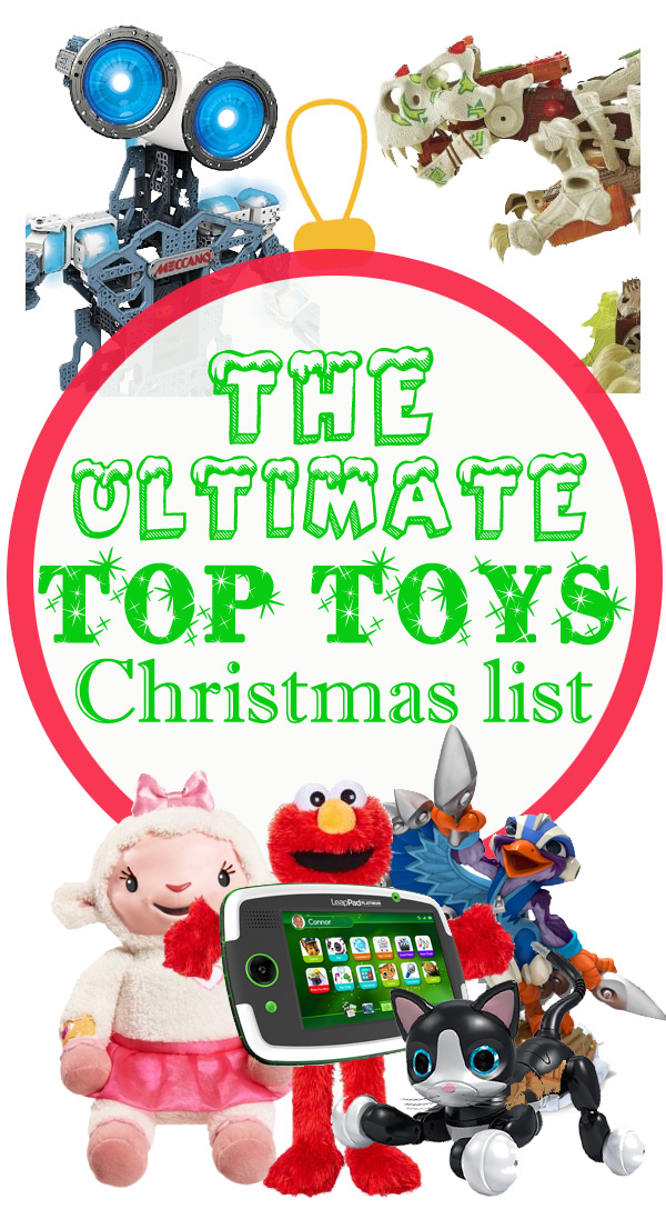 Best Toys For Christmas 2013 : Top toys for christmas toy buzz
