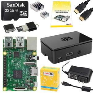 CanaKit Raspberry Pi 3 Complete Starter Kit