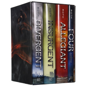 Divergent Series Ultimate Four-Book Box Set