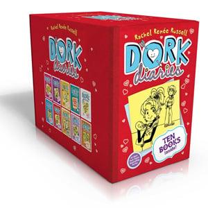 Dork Diaries Box Set 1 - 10