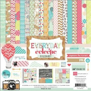Echo Park Scrapbook Kit