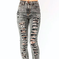 GoJane Distressed Jeans