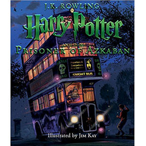 Harry Potter and the Prisoner of Azkaban: Illustrated