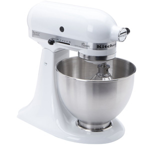 KitchenAid 4.5-Quart Classic Series Stand Mixer