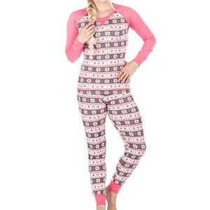 Noble Mount Womens Knit Sleep Set