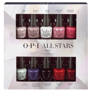 OPI Mini Nail Polish All Stars 2015