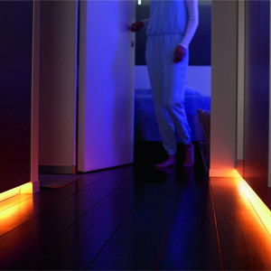 Philips Hue Lightstrip Plus Dimmable LED Smart Light