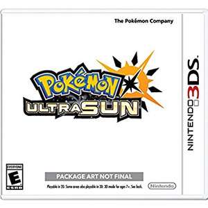 Pokemon Ultra Sun And Moon Steelbook Dual Pack