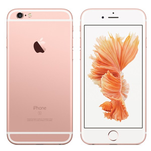 Apple iPhone Rose Gold 6S