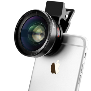 TECHO HD Camera Lens Phone Kit