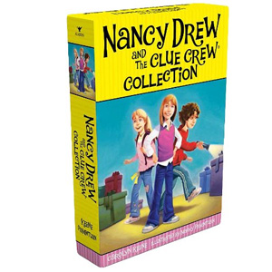 The Nancy Drew and the Clue Crew Collection