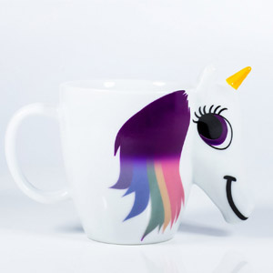 Thumbs Up Unicorn Mug