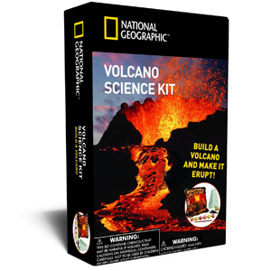 Volcano Science Kit by National Geographic