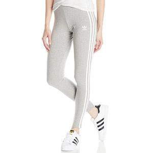 adidas Originals Womens 3-Stripes Leggings