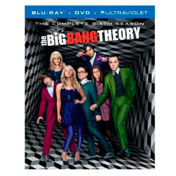 Big Bang Theory: Sixth Season