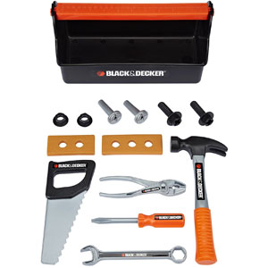 Black & Decker Jr. Tool Box