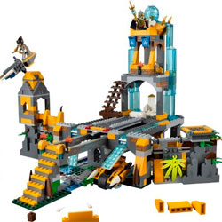 LEGO Chima Lion CHI Temple