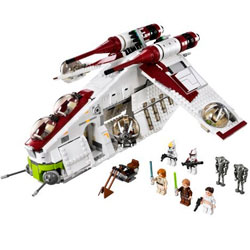 Star Wars Republic Gunship