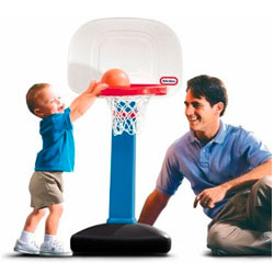 EasyScore Basketball Set