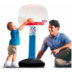Little Tikes EasyScore Basketball Set, 3 Balls