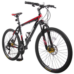 "Merax Finiss 26"" Mountain Bike"