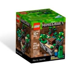 LEGO Minecraft (Original) 21102