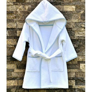 Prince George Style Kids Bathrobe