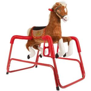 Rockin Rider Plush Spring Horse