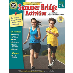 Summer Bridge Activities Grades 7 - 8