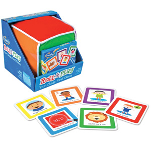 Thinkfun Roll and Play Board Game