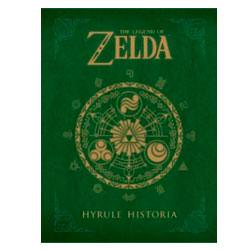 Zelda: Hyrule Historia
