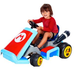 Mario Kart Ride On