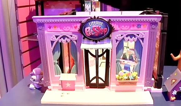 Littlest Pet Shop Style set