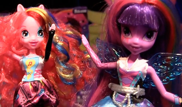 MY LITTLE PONY EQUESTRIA GIRLS Dolls That Rock