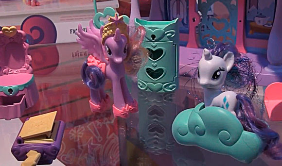 Princess Twilight Sparkles Friendship Rainbow Kingdom