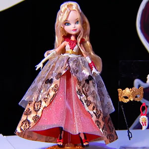 Ever After High Dolls Throne Coming Queen