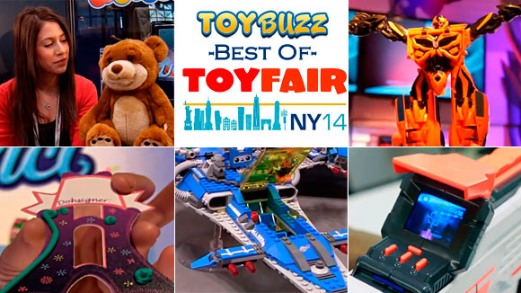 Toy Buzz Best Of The 2014 Toy Fair