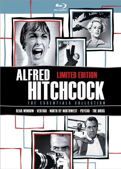 A Horror Classic Alfred Hitchcock: The Essentials Collection