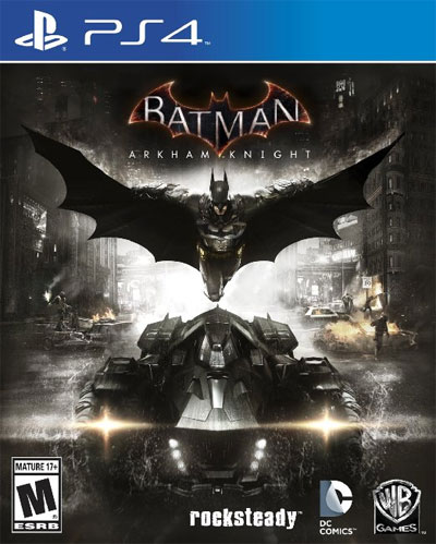 Batman Arkham Knight Video Game