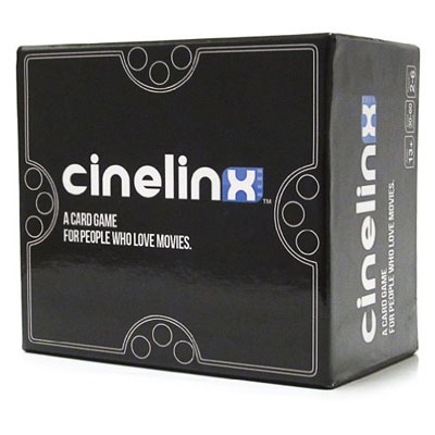 Cinelinx: A Board Game For Film Lovers