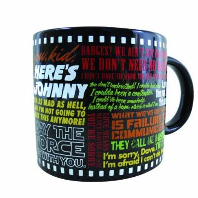Classic Movie Mug For Movie Buffs